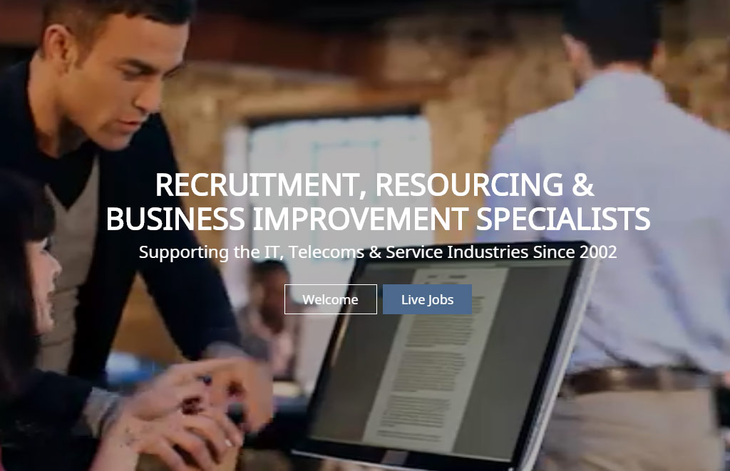 Codebrush Fullbrook Consulting website design